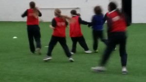 GAA Football Training